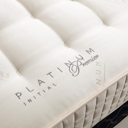 Sleeping Systems Collection Platinum | Mattress Initial Premier | Mattresses | Treca Interiors Paris