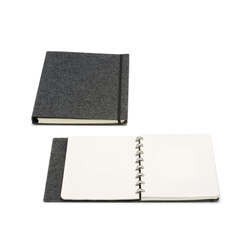 Atoma Books Felt | Notebooks | OBJEKTEN