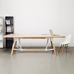 Stammtisch Rectangular | Tables de restaurant | Quodes