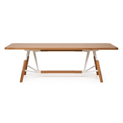 Stammtisch rectangular table | Restaurant tables | Quodes