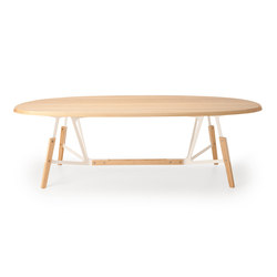 Stammtisch oval table | Dining tables | Quodes
