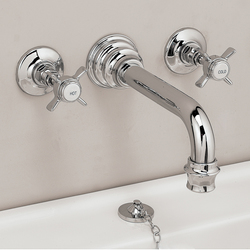 Heritage Basin flow spout | Wash-basin taps | Devon&Devon