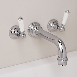 Heritage Bathtub flow spout | Bath taps | Devon&Devon