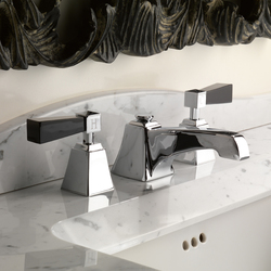 VIP Time 3 hole basin set | Wash-basin taps | Devon&Devon