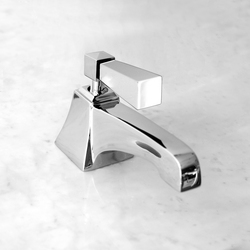 VIP Time 1 hole basin set | Bidet taps | Devon&Devon