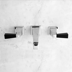 VIP Time Mixer wall mounted | Wash-basin taps | Devon&Devon