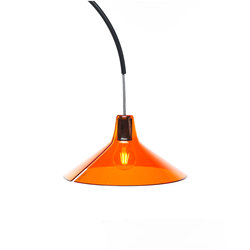 Jupe | conic diffuser orange | General lighting | Skitsch by Hub Design