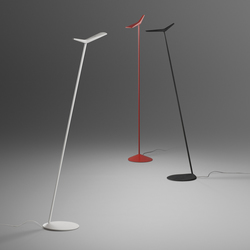 Skan 0250 Reading Stand | Free-standing lights | Vibia