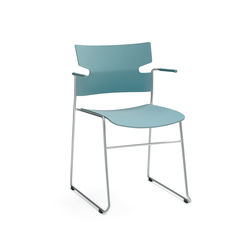 Stack chair | Sillas de visita | Materia
