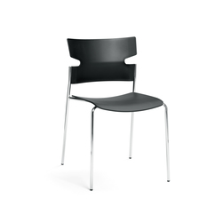 Stack chair | Chairs | Materia