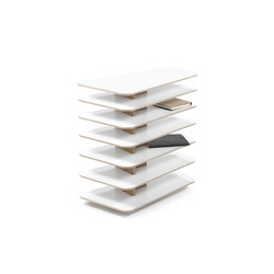 Satellite | Office shelving systems | OBJEKTEN
