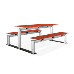 Loco Table | Benches with tables | ALL+