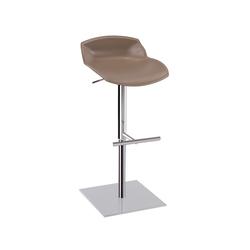 Kaleidos Cuoio Stool | Bar stools | Caimi Brevetti