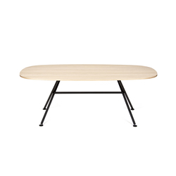 Oval Table | Individual desks | OBJEKTEN