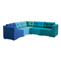 Monolog Sofa | Canapés d'attente | Materia