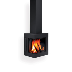 Trias | Wood burning stoves | Harrie Leenders