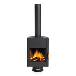 Stor | Wood burning stoves | Harrie Leenders
