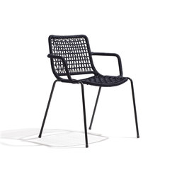 Egao Armchair PBR | Chairs | Accademia