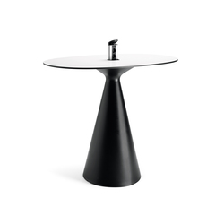 Cone table | Atriles | Materia