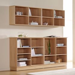 KLIM bookcase 2016 | Shelves | KLIM