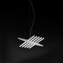 Rhythm Pendant lamp | Suspended lights | Vibia