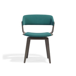 Katana Armchair P | Visitors chairs / Side chairs | Accademia