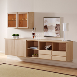 KLIM cabinet system 2082 | Display cabinets | KLIM