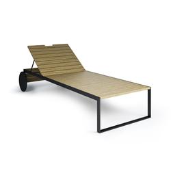 Garden Lounger | Sun loungers | Röshults