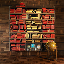 string plex | Librerías | string furniture