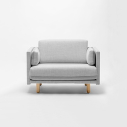 Arnhem Loveseat 71 | Lounge chairs | De Vorm