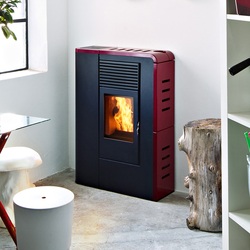 Flat | Pellet | Pellet burning stoves | MCZ