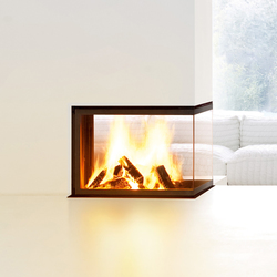 Forma T50 | Wood | Wood fireplaces | MCZ