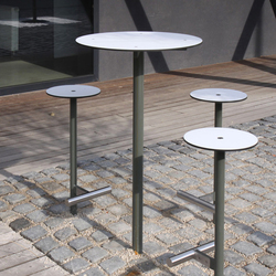 bistrot Table | Exterior tables | mmcité