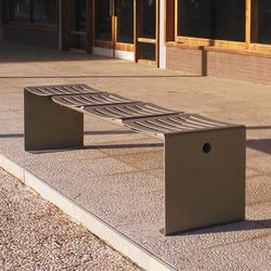 odna Parkbank | Beam / traverse seating | mmcité
