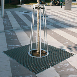 arbottura Grille de proctection | Tree guards | mmcité