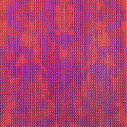 Kriska® Gypsette Persia Pink | Mailles en métal | Kriskadecor