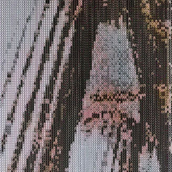 Classic Colums | Mailles en métal | Kriskadecor