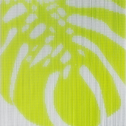Kriska® Gypsette Cheesy Lime | Metal weaves / meshs | KriskaDECOR®