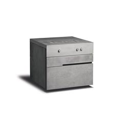Modulküche HOG Kochmodul | Modular kitchens | steininger.designers