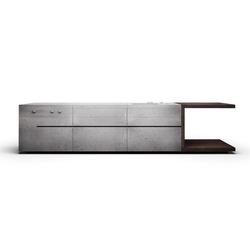 Modulküche HOG | Modulküchen | steininger.designers