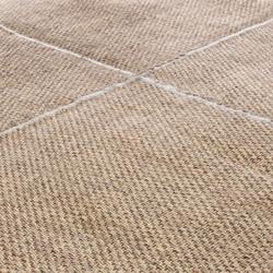 Crossline safari beige | Rugs / Designer rugs | Miinu