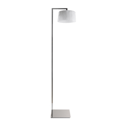 White Belt floor lamp | Iluminación general | Poesia