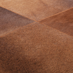 Cuero brown | Tapis / Tapis design | Miinu