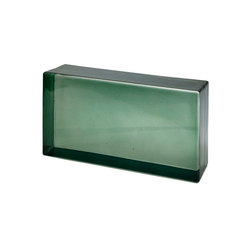 Mattoni in vetro | Artiko viridian | Decorative glass | Poesia