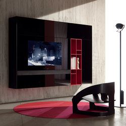 N. C. Smartwall | Multimedia Sideboards | Acerbis