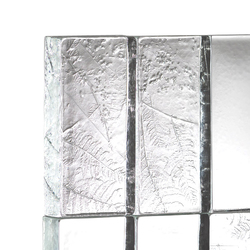 Mattoni in vetro | Herbarium | Decorative glass | Poesia
