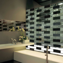 Poesia Partition | Decorative glass | Poesia