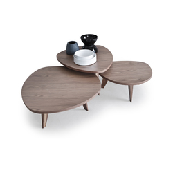 Tavolini 9500 - 40 | 41 | 42 Table | Side tables | Vibieffe