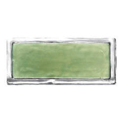 Vetroattivo Gamma | mysterious green | Decorative glass | Poesia