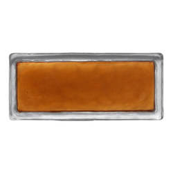 Vetroattivo Gamma | perfect caramel | Decorative glass | Poesia